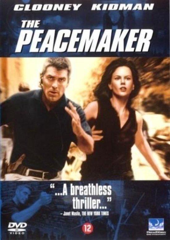 Cover van de film 'Peacemaker'