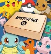 24 pokemon figuurtjes - mysterybox - speelgoed figuren - kaarten -  pokemons - jongens & meisjes - Viros.nl