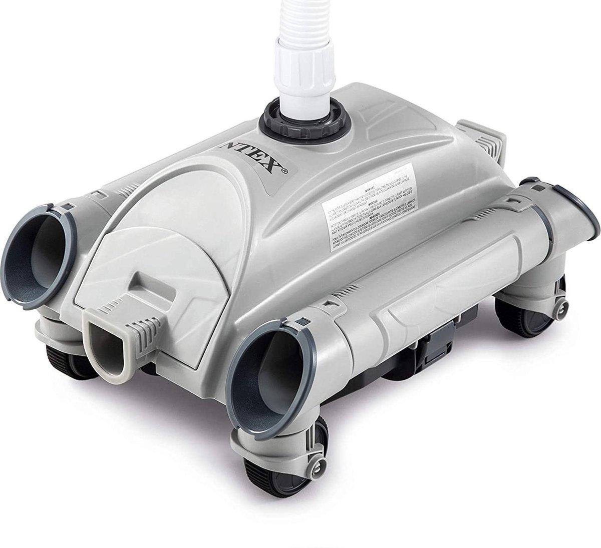 Automatische zwembad reiniger - Zwembad stofzuiger robot - Krachtige reiniger voor slangfittingen van 38mm