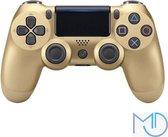 Kwalitatief Goede Wireless Controller - V2 - Geschikt voor PS4 - Goud