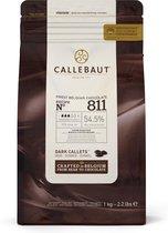 Callebaut Chocolade Callets - Puur - 1 kg