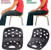 Backjoy SitSmart Posture Plus Blauw - Rugsteun Zithouding Bureaustoel Auto - Rugpijn Onderrug