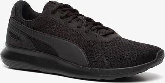 bol.com | Puma ST Active heren sneakers - Zwart - Maat 42
