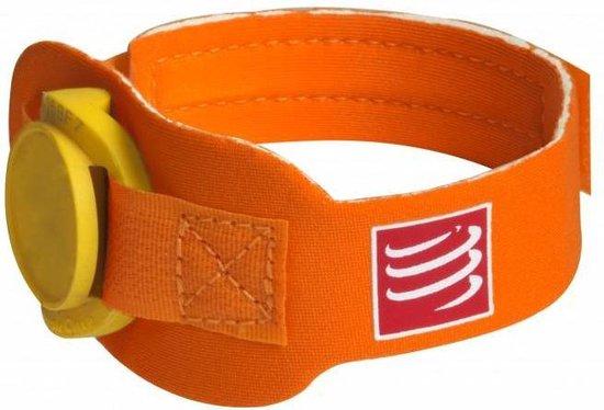 Compressport Timing Chip Strap - Orange