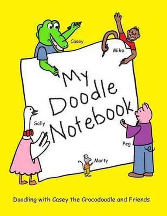 My Doodle Notebook