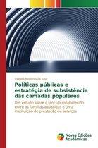 Politicas publicas e estrategia de subsistencia das camadas populares