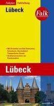 Falk Stadtplan Falkfaltung Lübeck