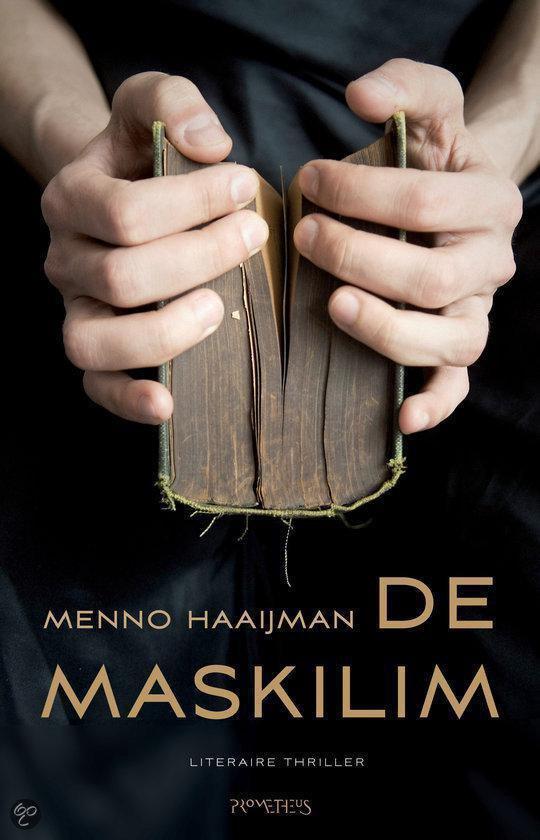 Cover van het boek 'De Maskilim' van Menno Haaijman