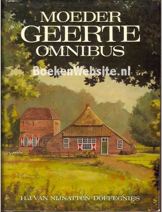 1 Moeder geerte omnibus - H.J. van Nijnatten-Doffegnies |