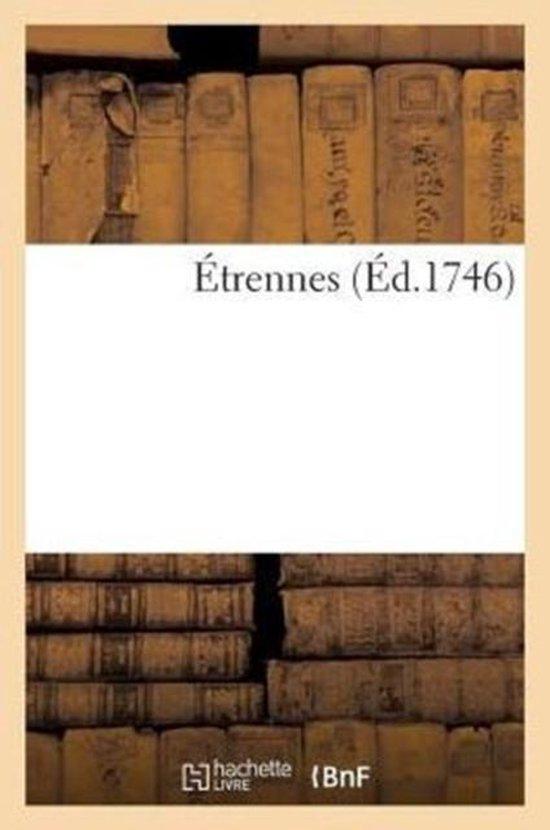 Etrennes