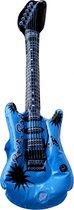 Lg-imports Opblaasbare Gitaar 55 Cm Blauw