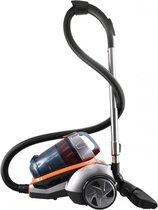 Sauber Multicyclone V60 - Stofzuiger zonder zak - Oranje   Zilvergrijs
