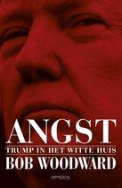 Boek cover Angst van Bob Woodward (Onbekend)