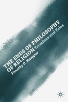 The Ends of Philosophy of Religion