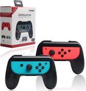 Dobe - Nintendo Switch - Joy-Con Controller Grip Set (2 stuks) Zwart