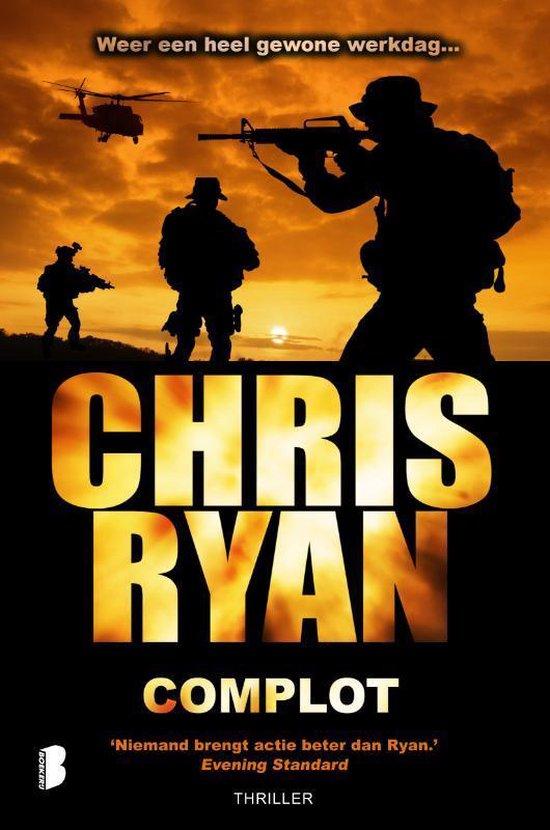 Complot - Chris Ryan   Fthsonline.com