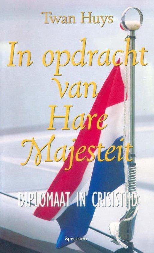 In opdracht van Hare Majesteit - Twan Huys | Readingchampions.org.uk
