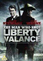 Man Who Shot Liberty Valance Dvd