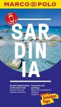 Sardinia Marco Polo Pocket Travel Guide - with pull out map