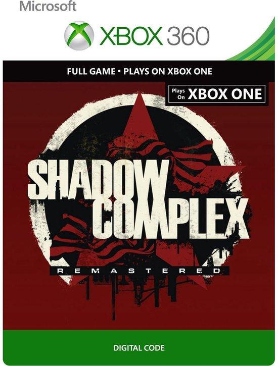 Shadow Complex – Xbox 360 / Xbox One Download