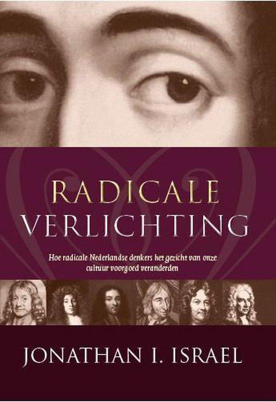 Radicale Verlichting - J.I. Israel |