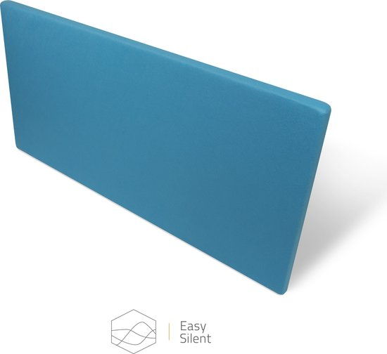 8 x Akoestisch paneel blauw (90 x 45 x 4 cm)