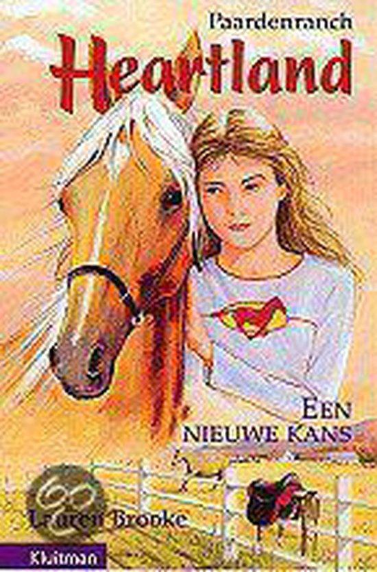 Cover van het boek 'Heartland / Een nieuwe kans' van Lauren Brooke