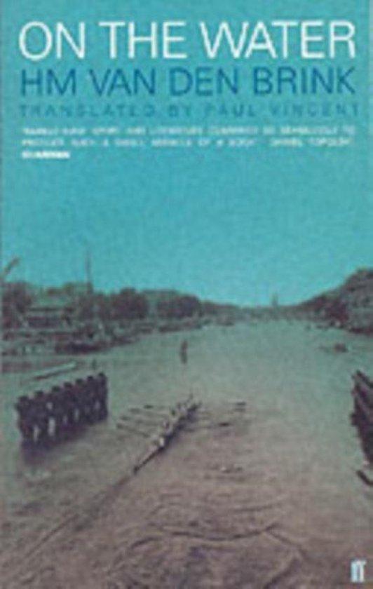 Boek cover On the Water van On the Water Hans van den Brink (Paperback)