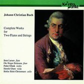 Complete Works For Two Flutes And S