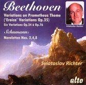 Variations On Prometheus Theme/Noveletten
