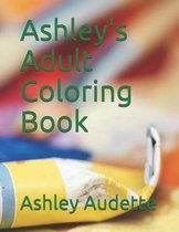 Ashley's Adult Coloring Book
