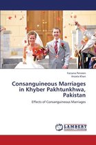 Consanguineous Marriages in Khyber Pakhtunkhwa, Pakistan