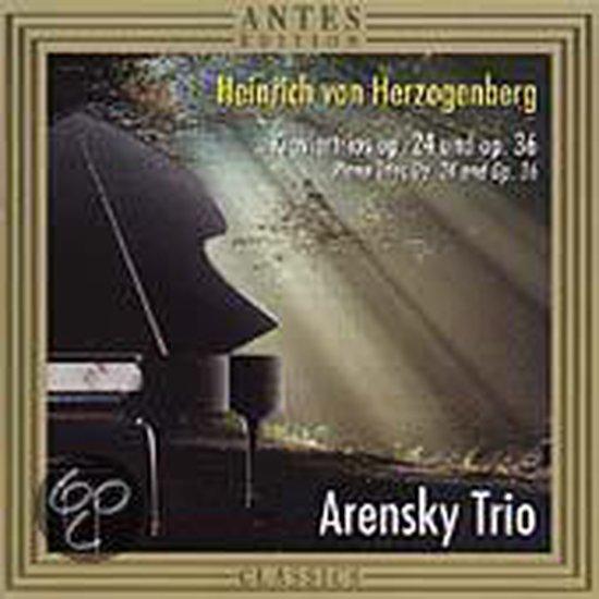 Klaviertrios Opus 24 & 36