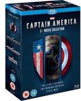Captain America 1-3 Coll.