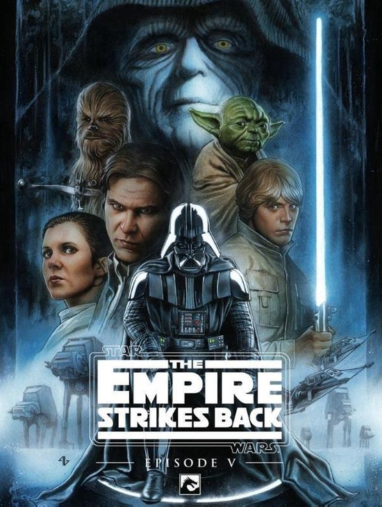 Star Wars - The Smire Strikes Back. Episode V - Archie Goodwin |