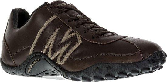 Merrell Sprint Blast Leather  Sportschoenen - Maat 41 - Mannen - bruin