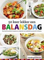 Boek cover 50 keer lekker een balansdag van