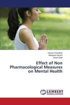 Effect of Non Pharmacological Measures on Mental Health
