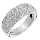 Orphelia RD-3396/52 - Ring - Witgoud 18 Karaat - Diamant 1.14 ct