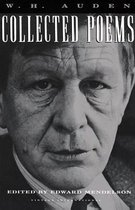 Boek cover Collected Poems van W. H. Auden