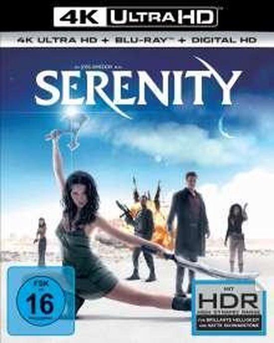 Serenity (Ultra HD Blu-ray & Blu-ray)