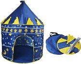 XL Kasteel Kinder Speeltent - Jongens & Meisjes - Speelgoed Ridder / Prinses Tent Speelkasteel - Kasteeltent Binnen/Buiten