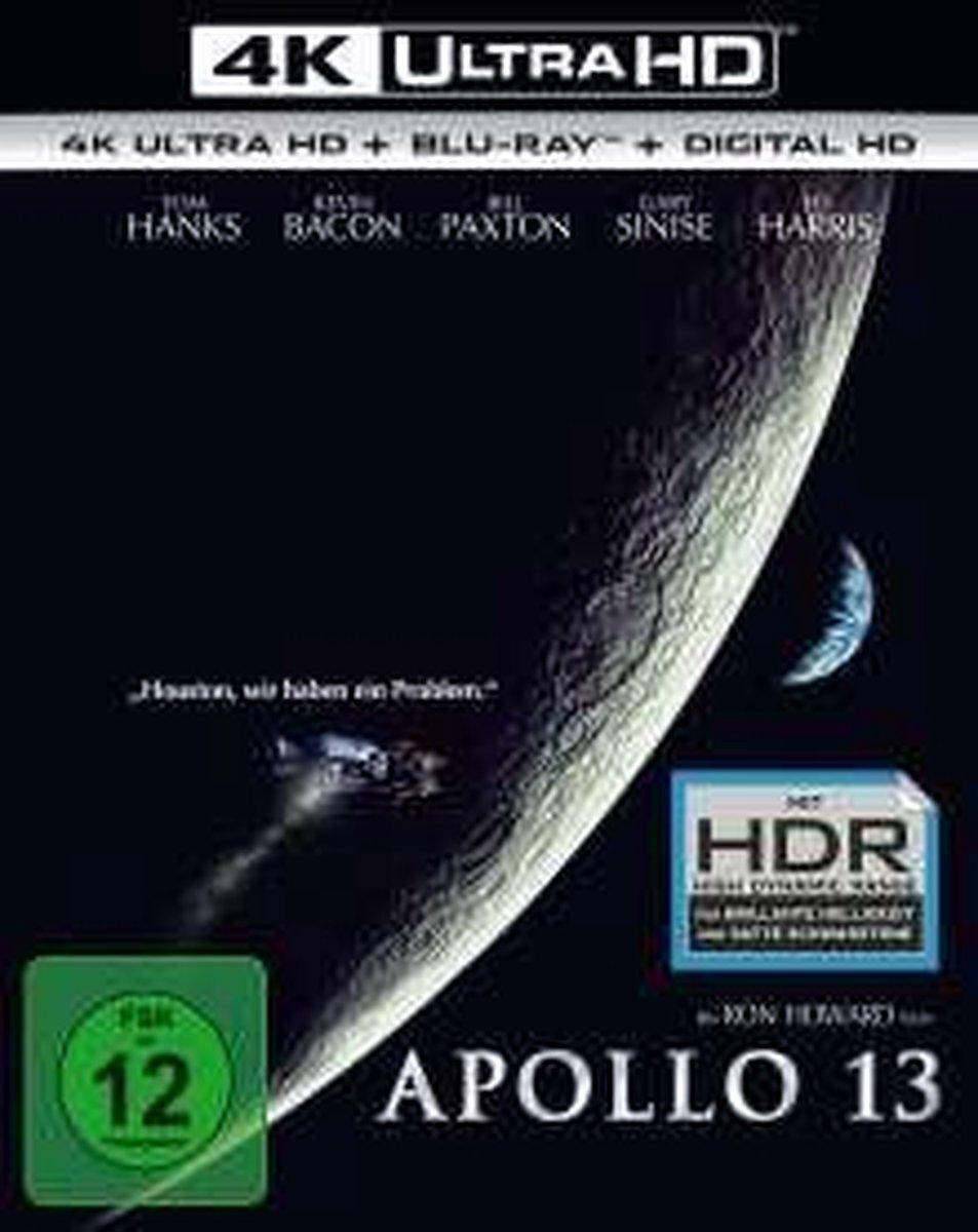 Apollo 13 (Ultra HD Blu-ray & Blu-ray)-