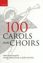 Boek cover 100 Carols for Choirs van Willcocks (Paperback)