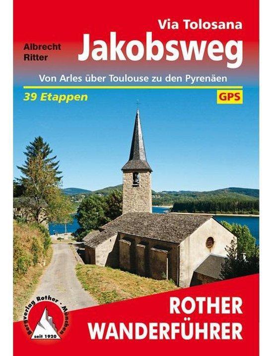 Jakobsweg - Via Tolosana