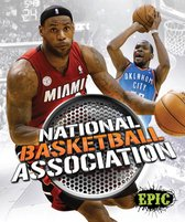 Boek cover National Basketball Association van David Rausch