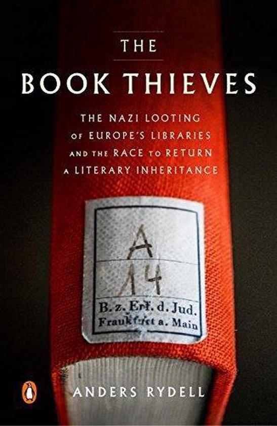 Boek cover The Book Thieves van Anders Rydell