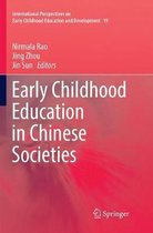Early Childhood Education in Chinese Societies