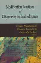 Modification Reactions of Oligomethylhydridesiloxanes