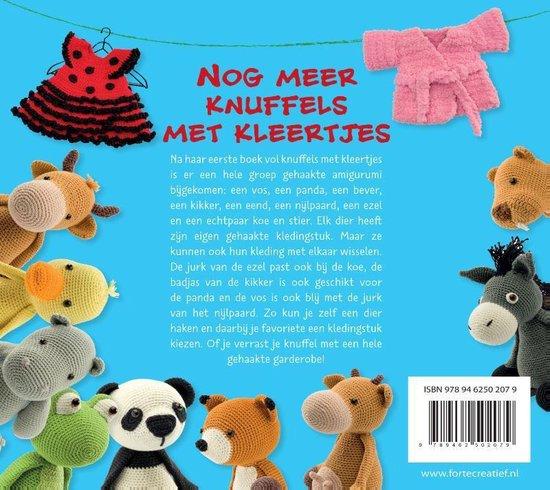 Patronen Betoverende amigurumi-knuffels 2 | 490x550